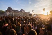 Brussels Summer Festival (Place des Palais) - Bruxelles