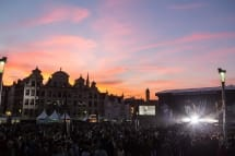 Brussels Summer Festival (Mont des Arts) - Bruxelles